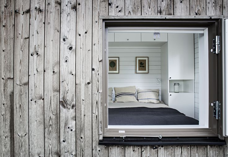 #sommarnojen #scandinavian #architecture #summerhouse #interior #bedroom