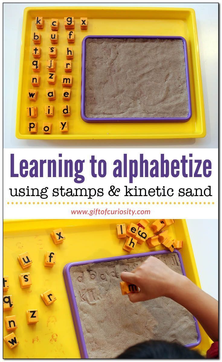 Learn to Alphabetize | Easy Steps