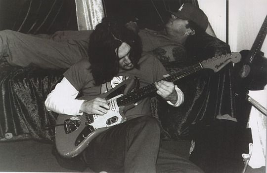 Celluloid loves got a JOHN FRUSCIANTE