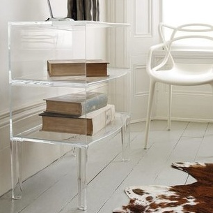 Kartell Ghost Buster by Philippe Starck