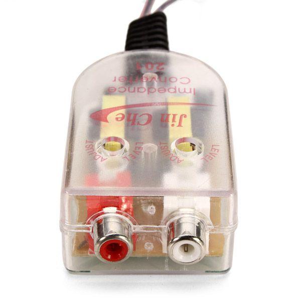 Coche Audio Amplificador Transferencia de salida de baja frecuencia de alta frecuencia