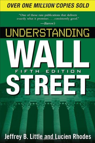 13 best finance books images on pinterest finance books books understanding wall street fifth edition fandeluxe Images