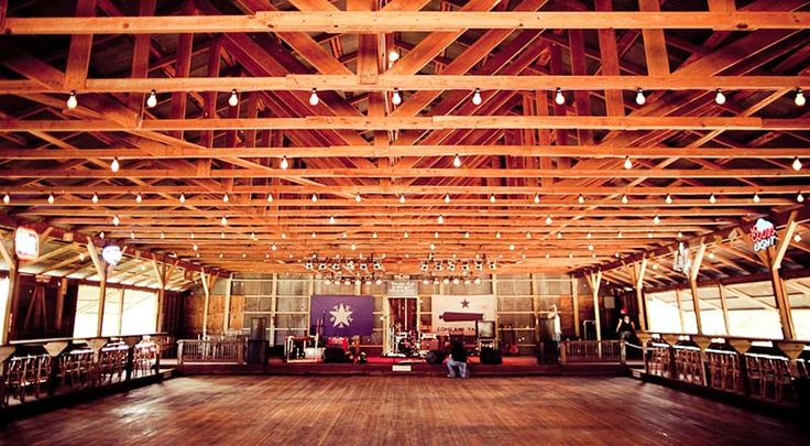 6 Must See Central Texas Dance Halls, Yes to Texas, July 16, 2013