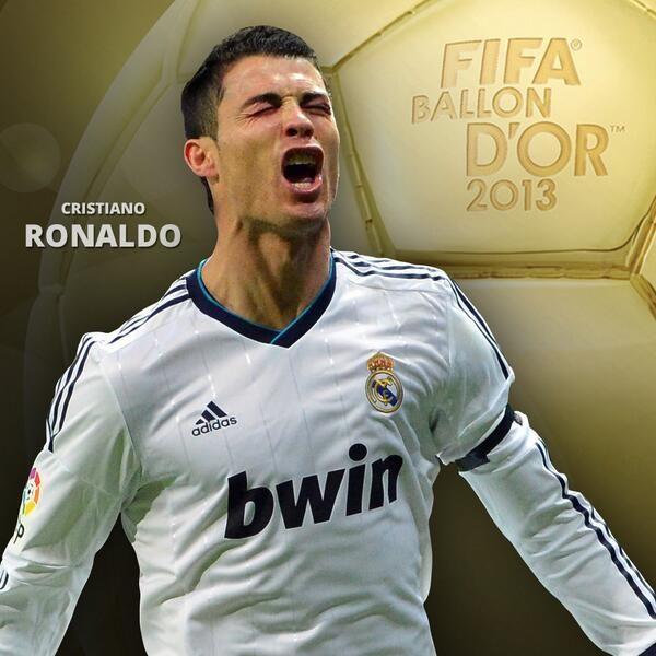 Ha vinto il più forte, non ci sono dubbi #pallonedoro pic.twitter.com/Ml9ARdLntE