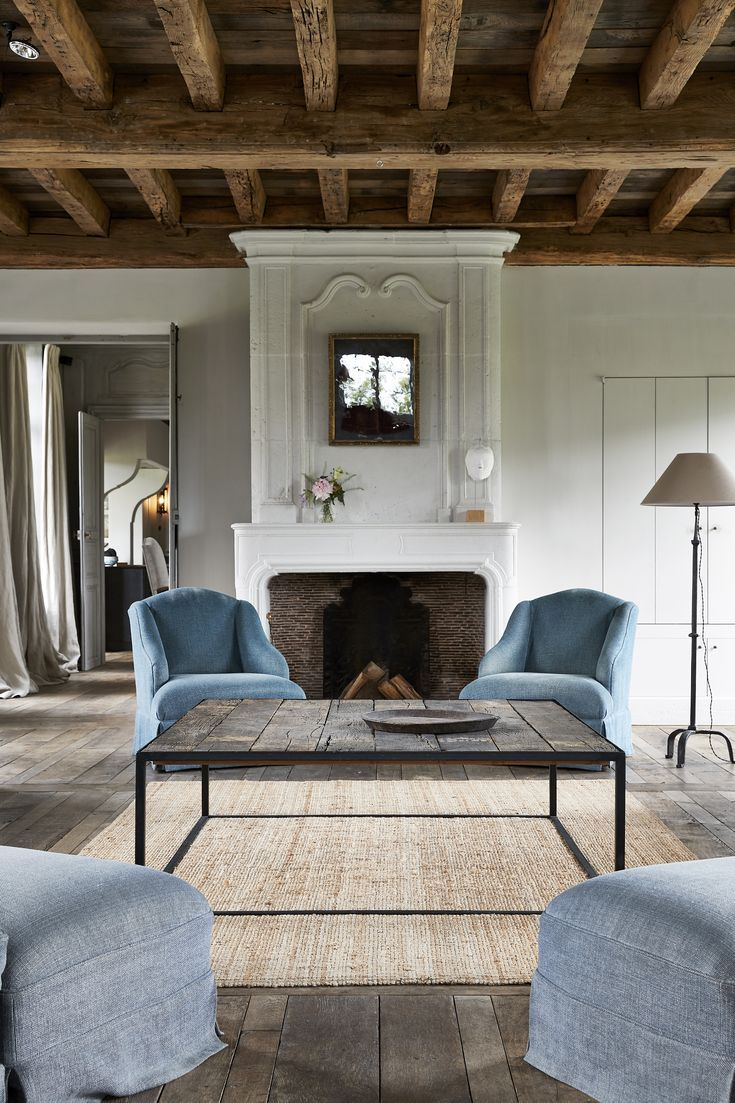 Countryside Living Country Interior Home Chateaux Interiors