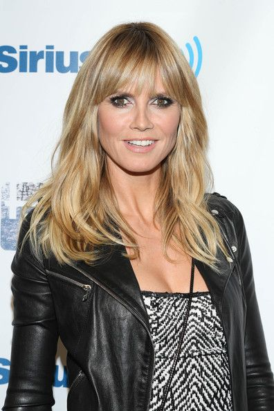 Heidi Klum Photos Photos - Heidi Klum attends SiriusXM's 'Howard Stern Birthday Bash' at Hammerstein Ballroom on January 31, 2014 in New York City. - Arrivals at Howard Stern's Birthday Bash