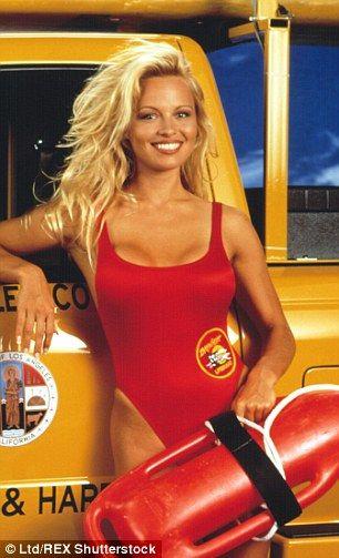 Kelly Brook 'in talks to star in Baywatch movie' #dailymail