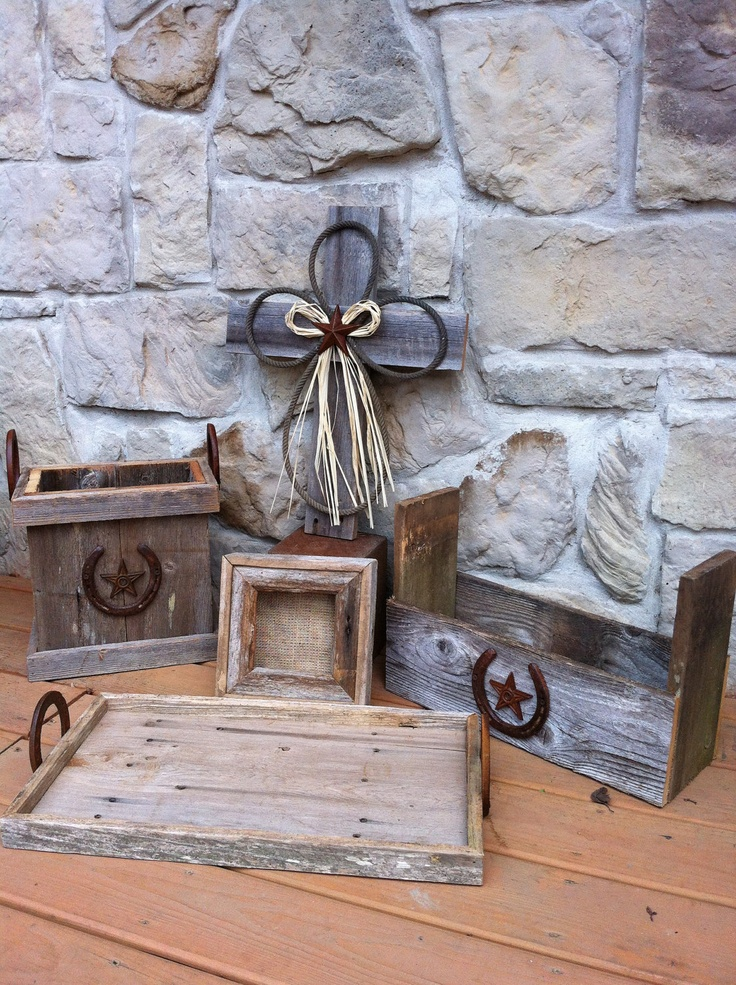 Best 25 rustic western decor ideas on pinterest western decor pinterest home decor crafts Western home decor craft ideas