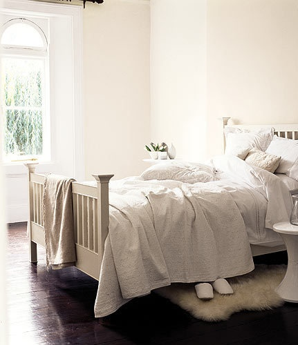 Beautiful mellow bedroom