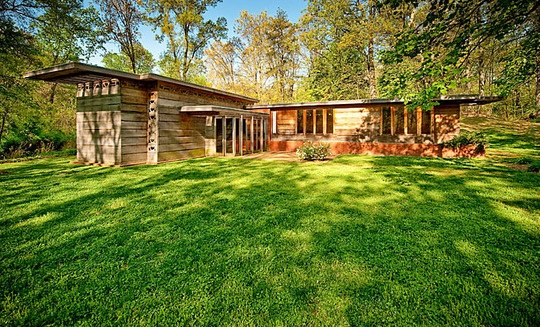 Best 25 usonian ideas on pinterest for Building a house from the ground up cost