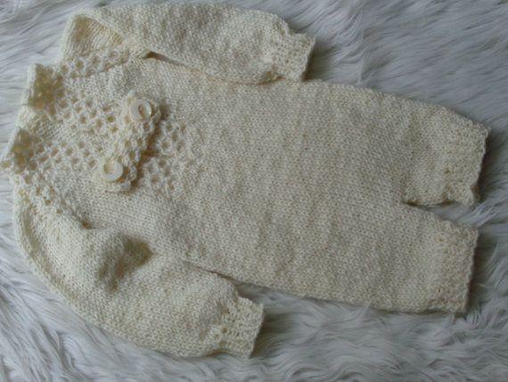 Size6-12 Months.Newborn Pants.Baby Pants by knitsdwarfs on Etsy