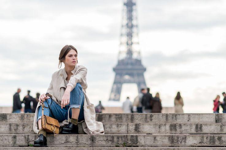 Paris Fashion Week street style A párizsi divathét még javában tart és ez az utcán is meglátszik. Gigagaléria!