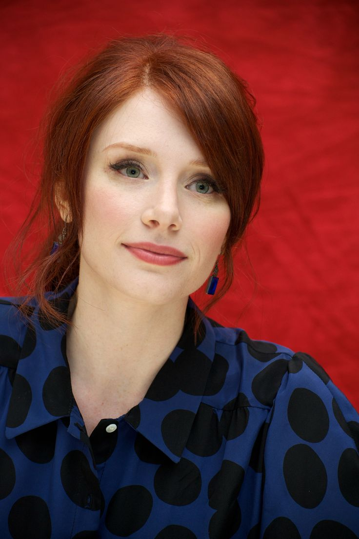 Bryce Dallas Howard #redhead