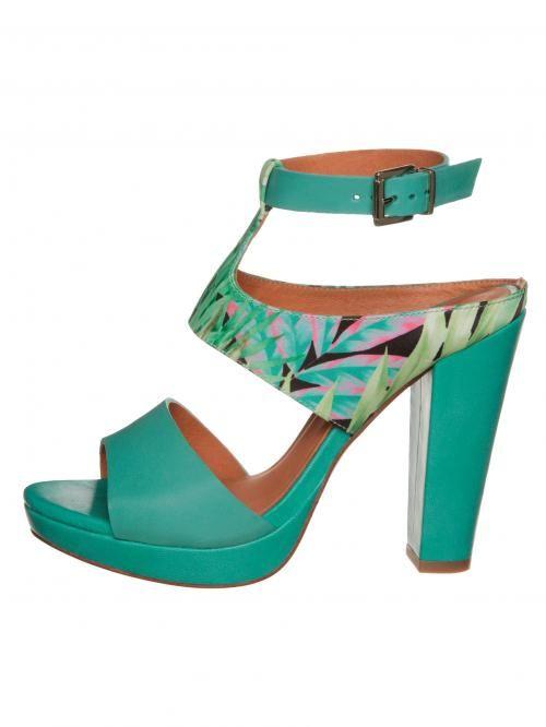 Gekke schoenen voor een vrolijke lente