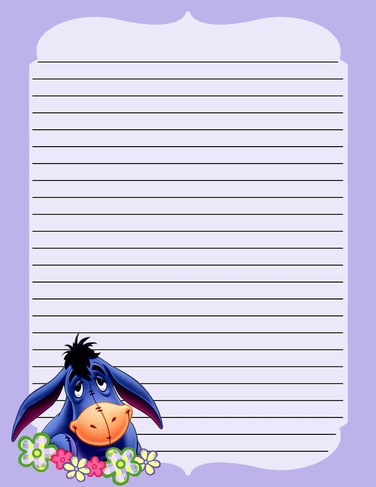 17 Best images about lined themed stationary on Pinterest Flower - free lined stationery