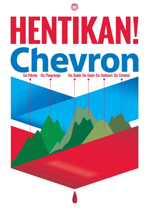 07. Hentikan Chevron