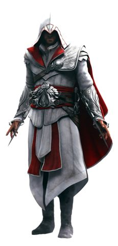 Describes a Wiki about a Video Game Character. Tells you what the characters name is. Gives what game he is from.
