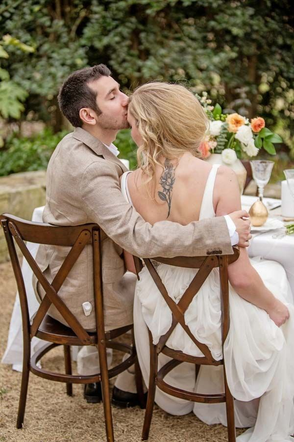 Campagne Wedding Style with French Country Chic | Amy Allen Photography | See More!  http://heyweddinglady.com/french-country-chic-wedding-style/