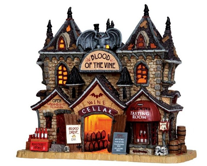 lemax spooky town 2013 | MyScaryBlog.com: Lemax SpookyTown 2013