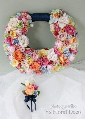 昨日、シェラトン都ホテルさんへお届けしましたお色直し用のリースバッグブーケ&ブートニアです。会場装花の色合いに合わせた、カラフルなお花でお作りしました。新...