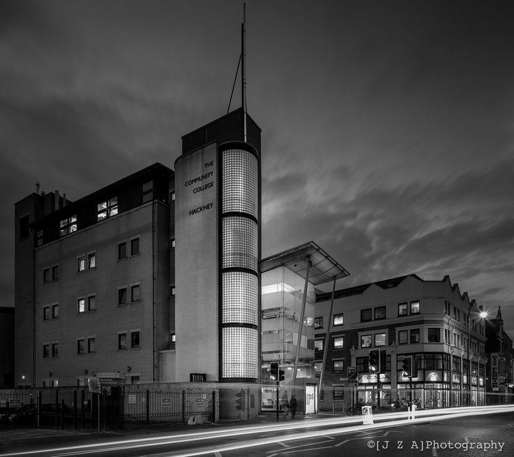 https://flic.kr/p/nFvbX5 | Hackney Community College, Shoreditch Campus | Art, Design and Media Centre, Perkins Ogden Architects
