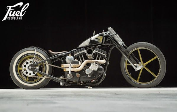 Fuel Cleveland: Pat Patterson Led Sled Customs