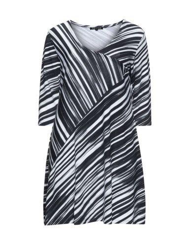 Elastisches Longshirt im Allover-Print von Twister. Jetzt entdecken: http://www.navabi.de/shirts-twister-elastisches-longshirt-im-allover-print-grau-schwarz-30074-1424.html?utm_source=pinterest&utm_medium=social-media&utm_campaign=pin-it