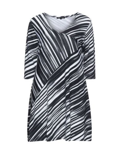 Elastisches Longshirt im Allover-Print von Twister. Jetzt entdecken: http://www.navabi.de/shirts-twister-elastisches-longshirt-im-allover-print-grau-schwarz-30074-1424.html?utm_source=pinterest&utm_medium=social-media&utm_campaign=pin-it