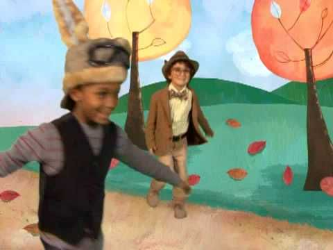 Laurie Berkner Fast and Slow (The Rabbit and the Turtle) w/ art by  Sean Qualls