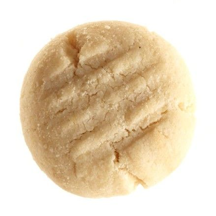 This recipe for gluten-free shortbread swaps white flour for brown rice flour, enhanced with zest, almonds and vanilla.