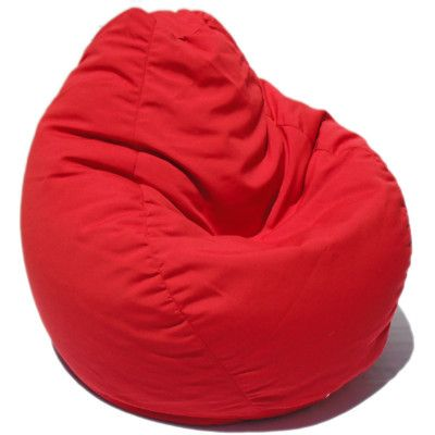 Awesome Red Bean Bag Chair For My Nephew