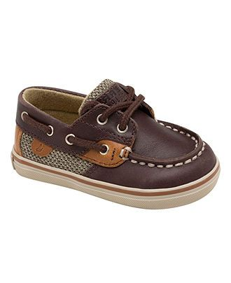 Sperry Baby Shoes, Bluefish Pre-walker Topsiders - Kids - Macy's