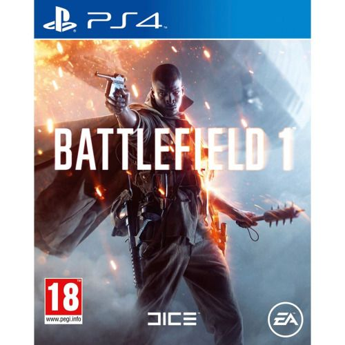 #Battlefield1 for the #ps4 only 42.99 free pp uk stock. Great...