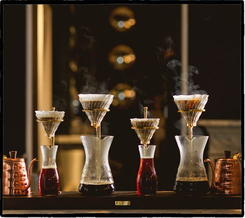 Pennethorne's Cafe Bar: Cocktails (Somerset House)