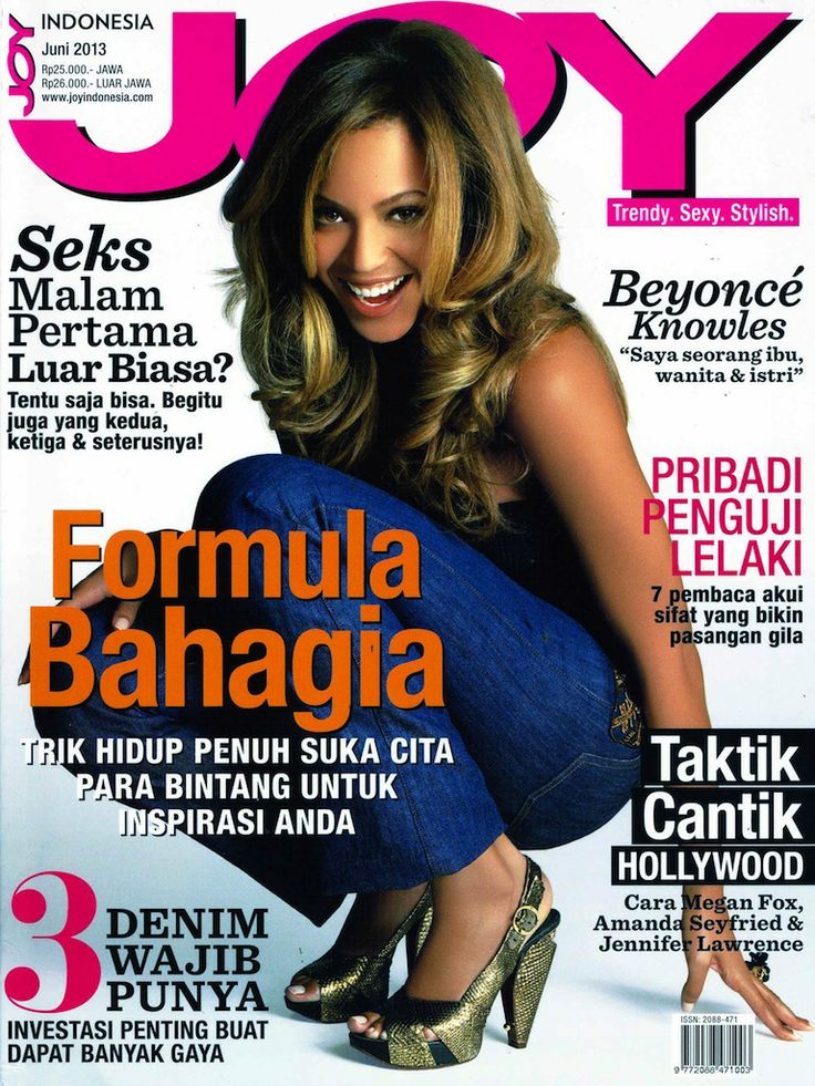 Joy Indonesia - June 2013