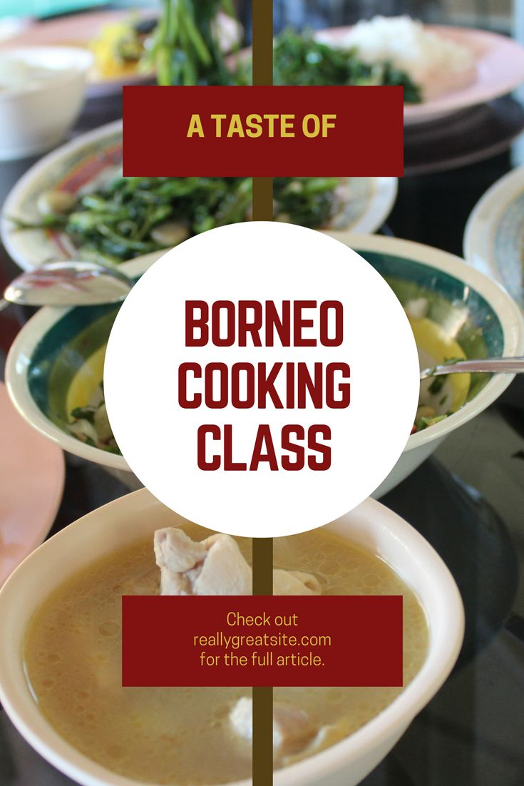 A Taste of Borneo Cooking Class – Review. A great way to get to know the local cuisine when travelling through Sabah, Borneo