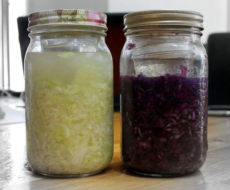 Пищеварительные тоники: ферментированные овощные соки -YogaBodyLanguage