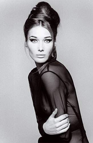Carla Bruni speaks several languages, is the mother of two, is the wife of ex president of France, brilliant musical career, was successful model -very interesting woman