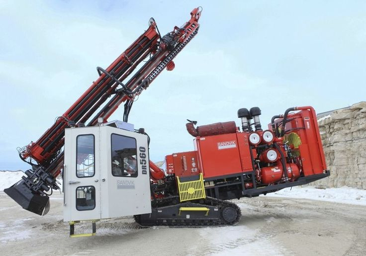 Sandvik Mining : Bâtiment - Travaux - DirectIndustry