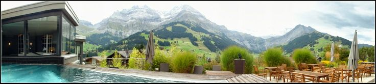 The Cambrian in Adelboden, Bern