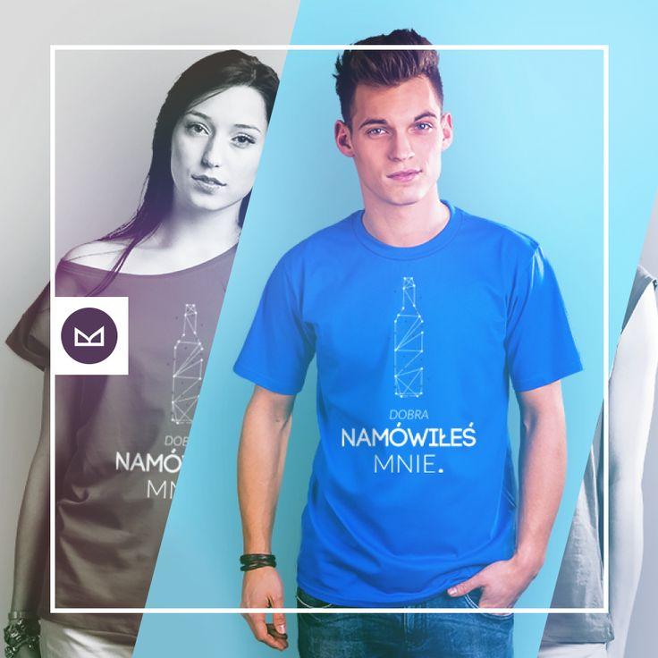 Dobra. Namówiłeś mnie #koszulkowo #fashion #tshirt #koszulki #clothes #shopping #ubrania #zakupy #camiloca
