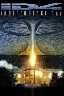 INDEPENDENCE DAY.  Director: Roland Emmerich.  Year: 1996.  Cast: Will Smith, Bill Pullman and Jeff Goldblum