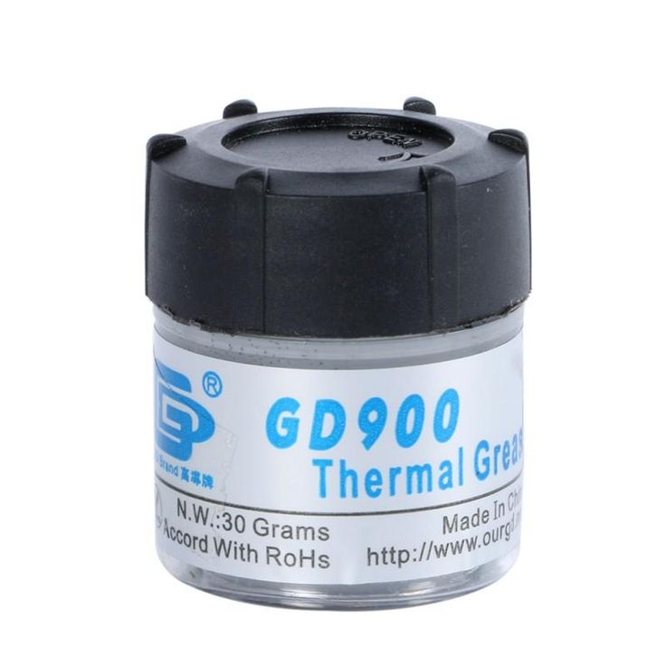 N.W. 30g Gray GD900 Heat Sink Compound Thermal Grease Paste