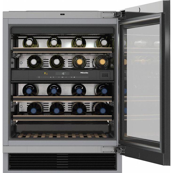 Miele KWT 6322 UG Tezgah Altı Şarap Dolabı