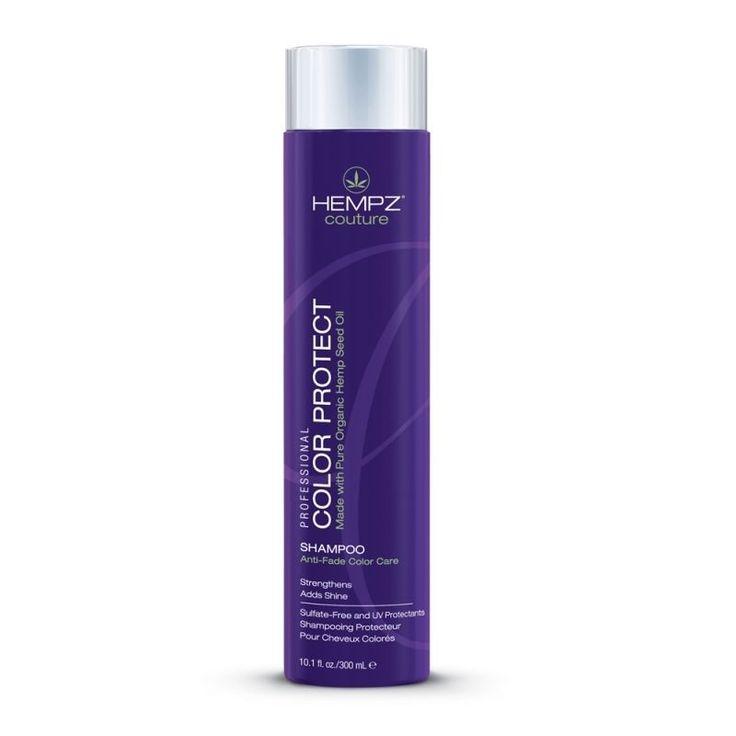 Шампунь бессульфатный - защита цвета окрашенных волос