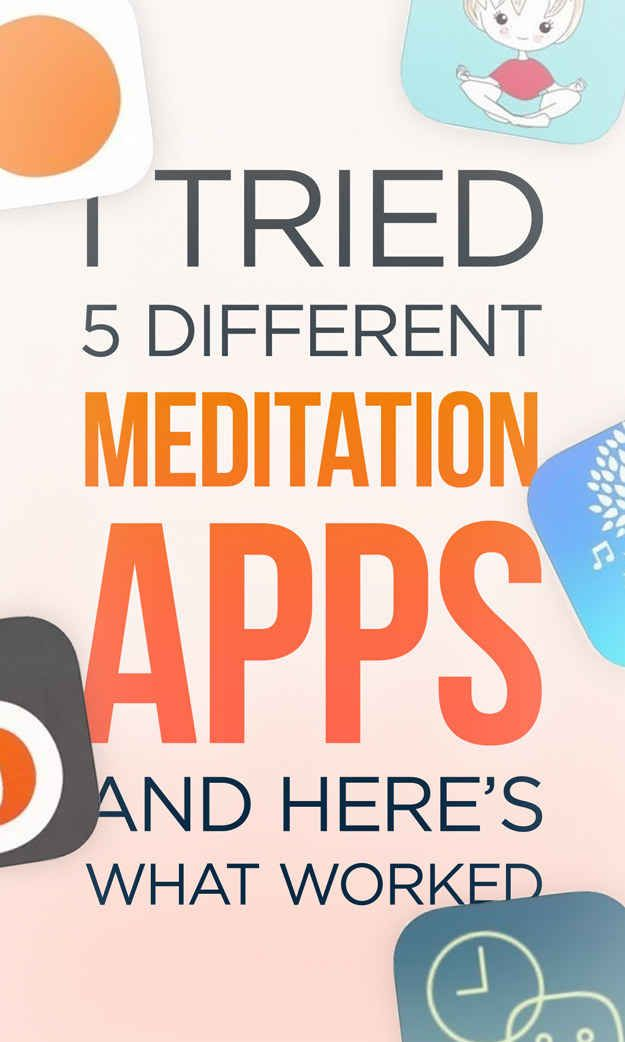I Tried Different Meditation Apps To Ease My Anxiety article. Not covered here is Calm, the one I just subscribed to having tried Headspace first!