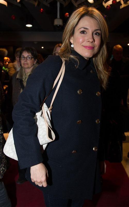 Le tapis rouge de la première de Casse-Noisette: Julie Perreault | Elle Québec