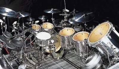 "David Silveria's KORN ""Untouchables"" Tama Drumset, $7,995.00"