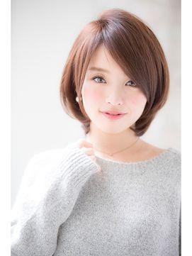 【joemi】ふんわり丸みのあるショートボブスタイル<小倉太郎> - 24時間いつでもWEB予約OK!ヘアスタイル10万点以上掲載!お気に入りの髪型、人気のヘアスタイルを探すならKirei Style[キレイスタイル]で。