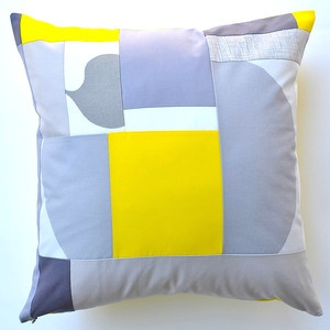 Watermill Pillow 18x18 by JaffWorks